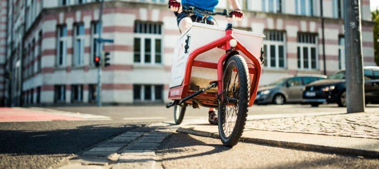 ImNu - Fahrradkurier Dresden